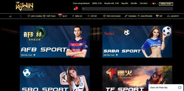 Cá cược thể thao tại k9win