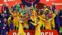 Hình ảnh đội tuyển Barca