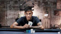 Thần bài poker Neymar