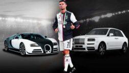 Bộ sưu tập xe của Cristiano Ronaldo
