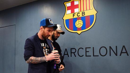 Thể lực Messi