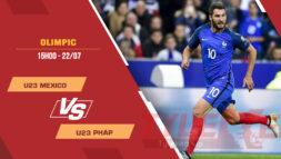 Tỷ lệ kèo nhà cái U23 Mexico vs U23 Pháp, 15h00 ngày 22/7